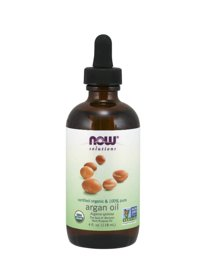 NOW Solutions, Organic Argan Oil, Certified Organic and 100% Pure
